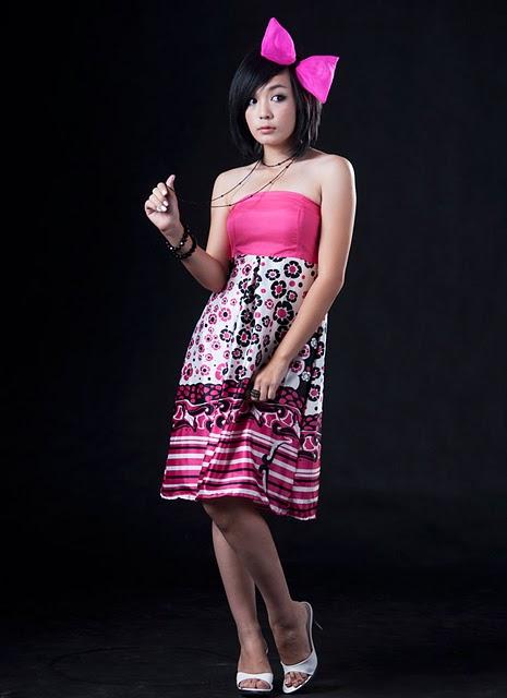 Phway Phway,myanmar model