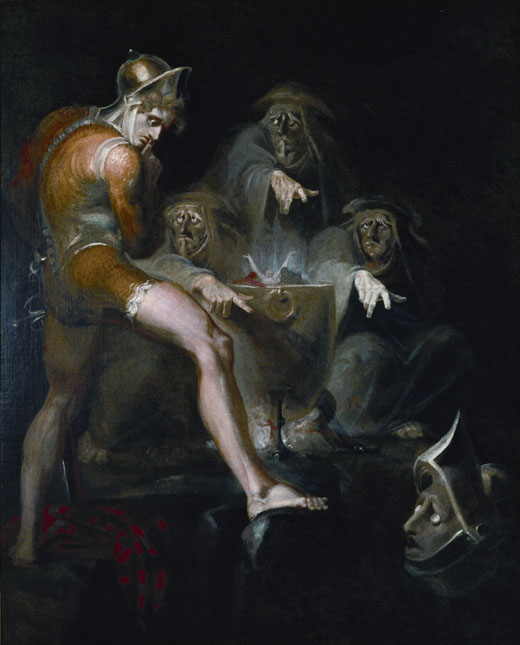 Henry Fuseli macbeth