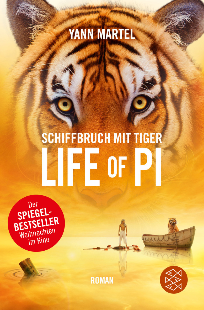 breathless books rezension life of pi schiffbruch mit tiger. Black Bedroom Furniture Sets. Home Design Ideas