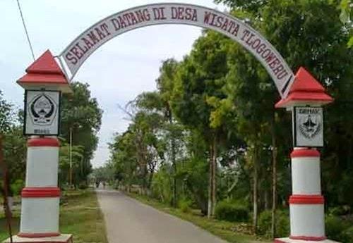 Desa Tlogoweru Demak