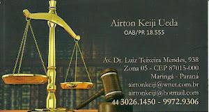 Airton Keiji Ueda - Advogado