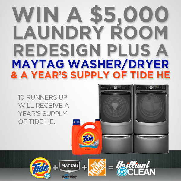 Tide Maytag Sweepstakes