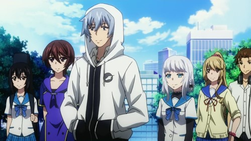 Strike the Blood BD Episode 1 - 24 [END] Subtitle Indonesia