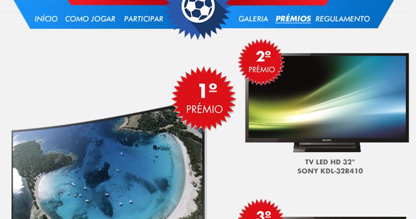 cd2b14684de83 O País das (net)Maravilhas  Ganha 3 TV LED com a Worten