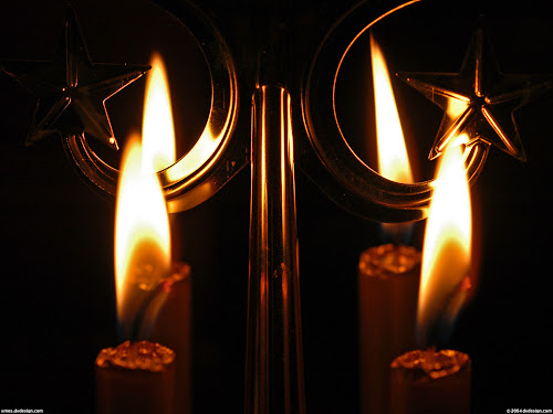 Gambar lilin cantik @digaleri.com
