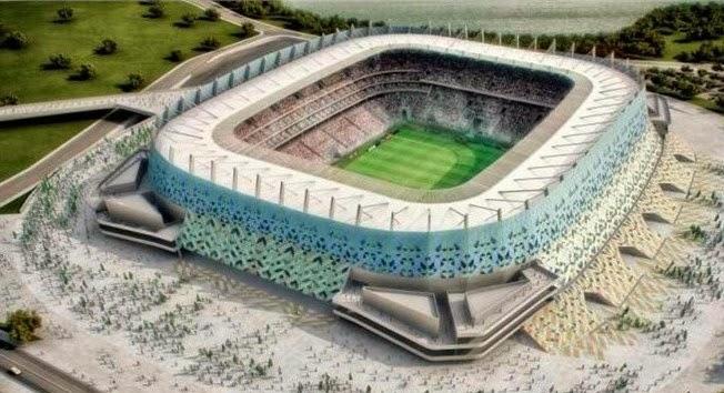 Stadion Estadion Castelao 1