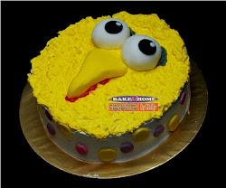 Big Bird Cake