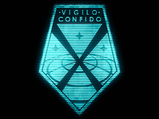 Xcom Enemy Unknown Vigilo Confido Logo HD Wallpaper