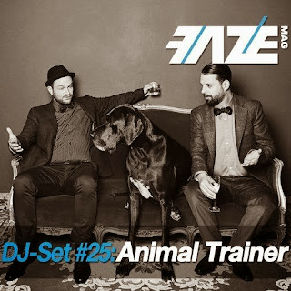 Baixar CD Faze DJ Set #25 – Animal Trainer (2014) Download