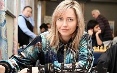 L'Ukrainienne Natalia Zhukova remporte le titre de Championne d'Europe d'échecs 2015