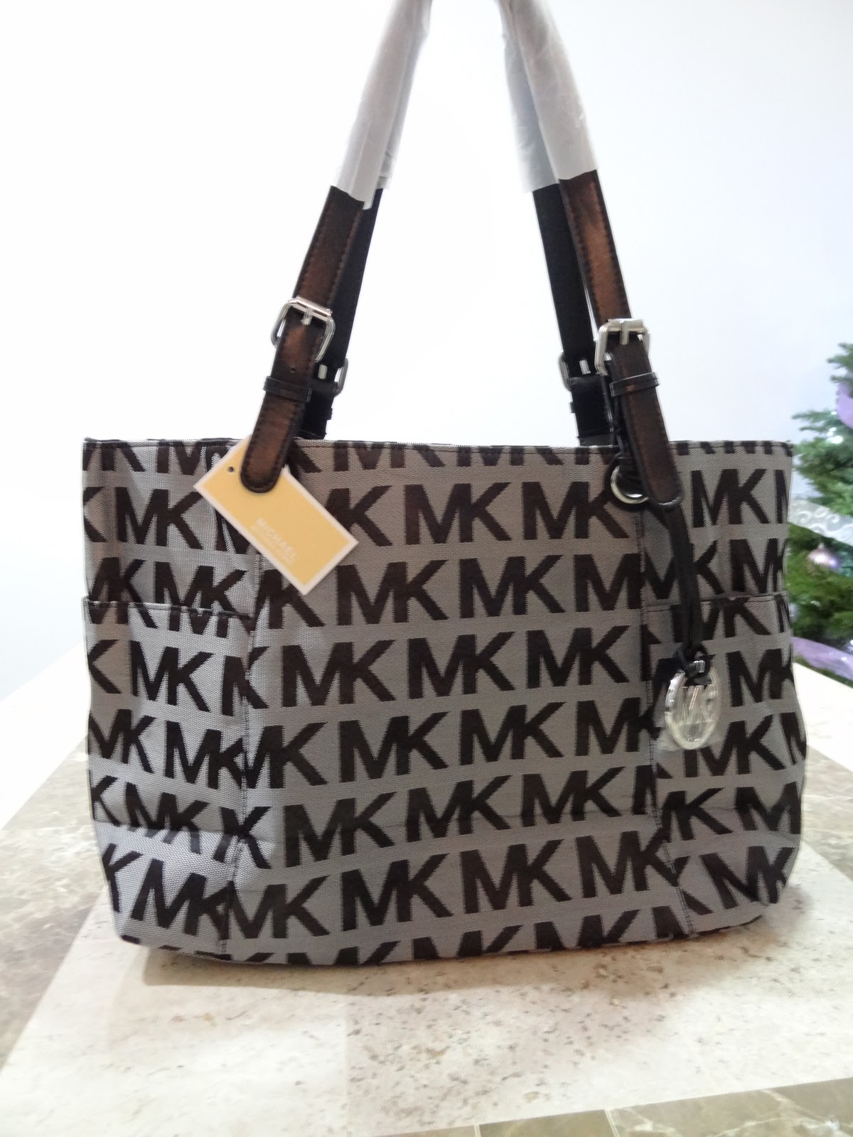 Bolsa Michael Kors Jet Set Item