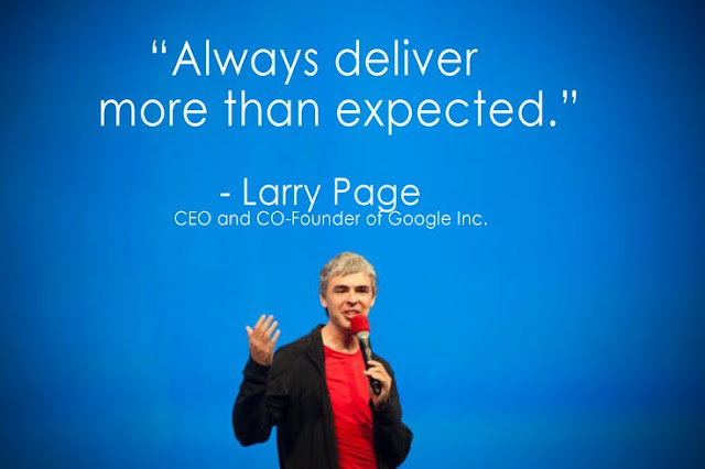 Larry Page Business Quotes Google Startup Entrepreneur Tech Silicon Valley Mike Schiemer Frugal Business Quote