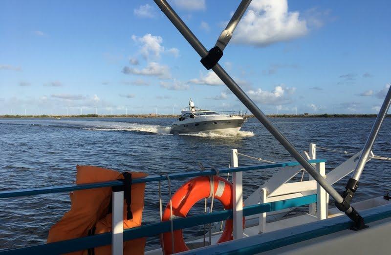 Navegando pelas águas do Recife