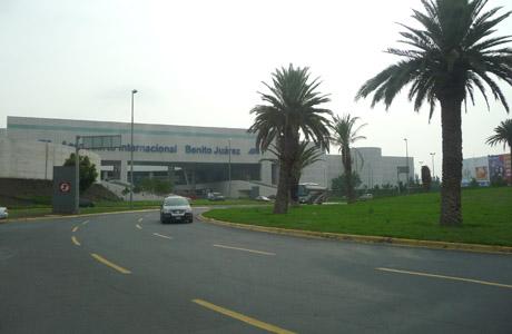 Aeropuerto, Ciudad de México, AICM