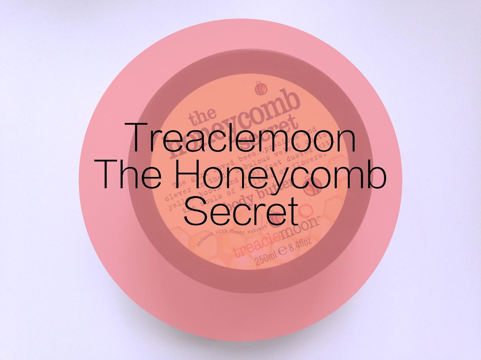 Treaclemoon The Honeycomb Secret Body Butter