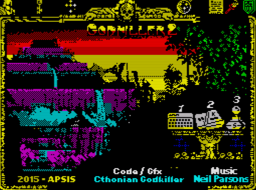 Spectrum zx Games Game For The zx Spectrum