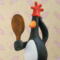 The Top 50 Animated Characters Ever: 3. Feathers McGraw