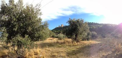 Vista del Castillo. Fotografía de José Mª García