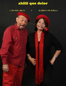 Coronel Milza y Roberta Pradella