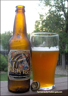 Tommyknocker Pick Axe Pale Ale