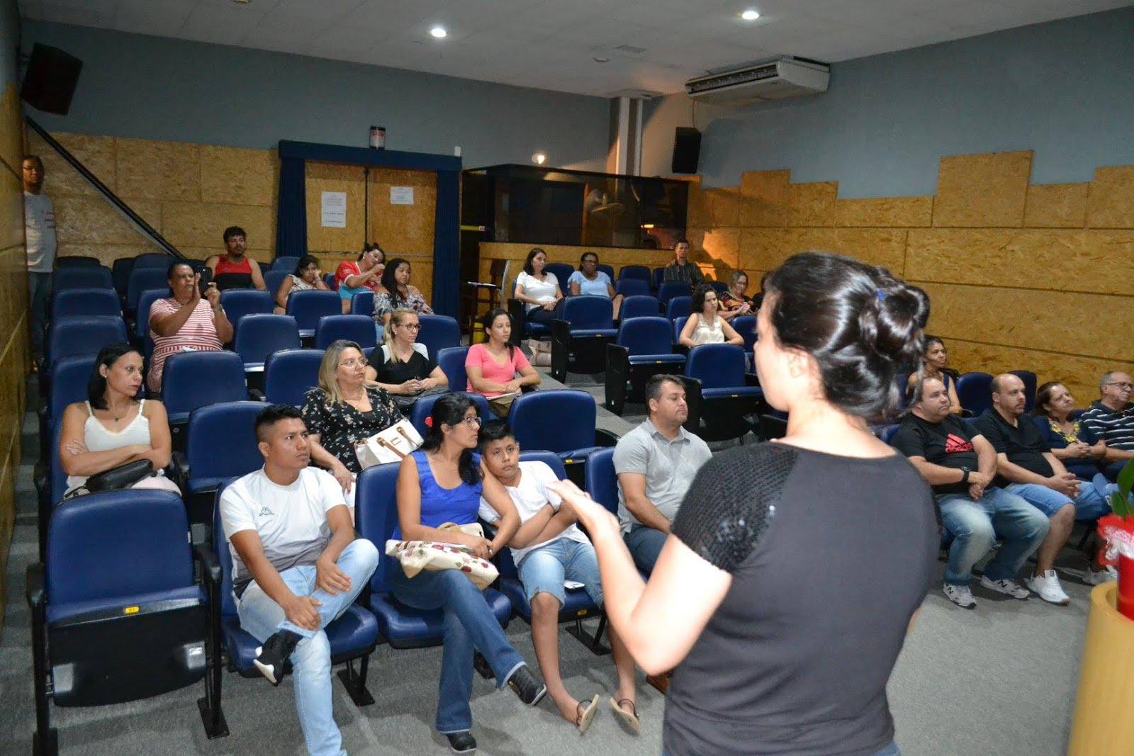 1ª Palestra Direitos da Pessoa com Deficiência