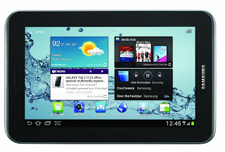 Samsung tab 2 review
