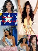 Las 6 Miss Mundo Venezolanas