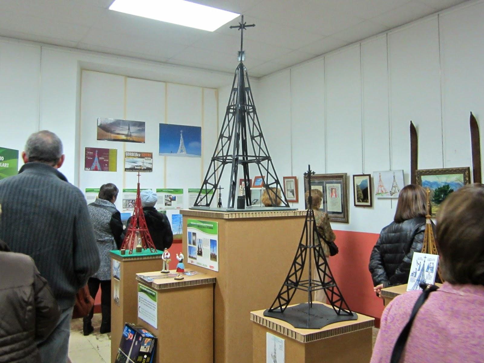 Exposición Gorbeia Zaratamon
