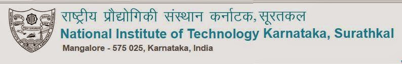NIT Karnataka Recruitment for 81 Technician 2014