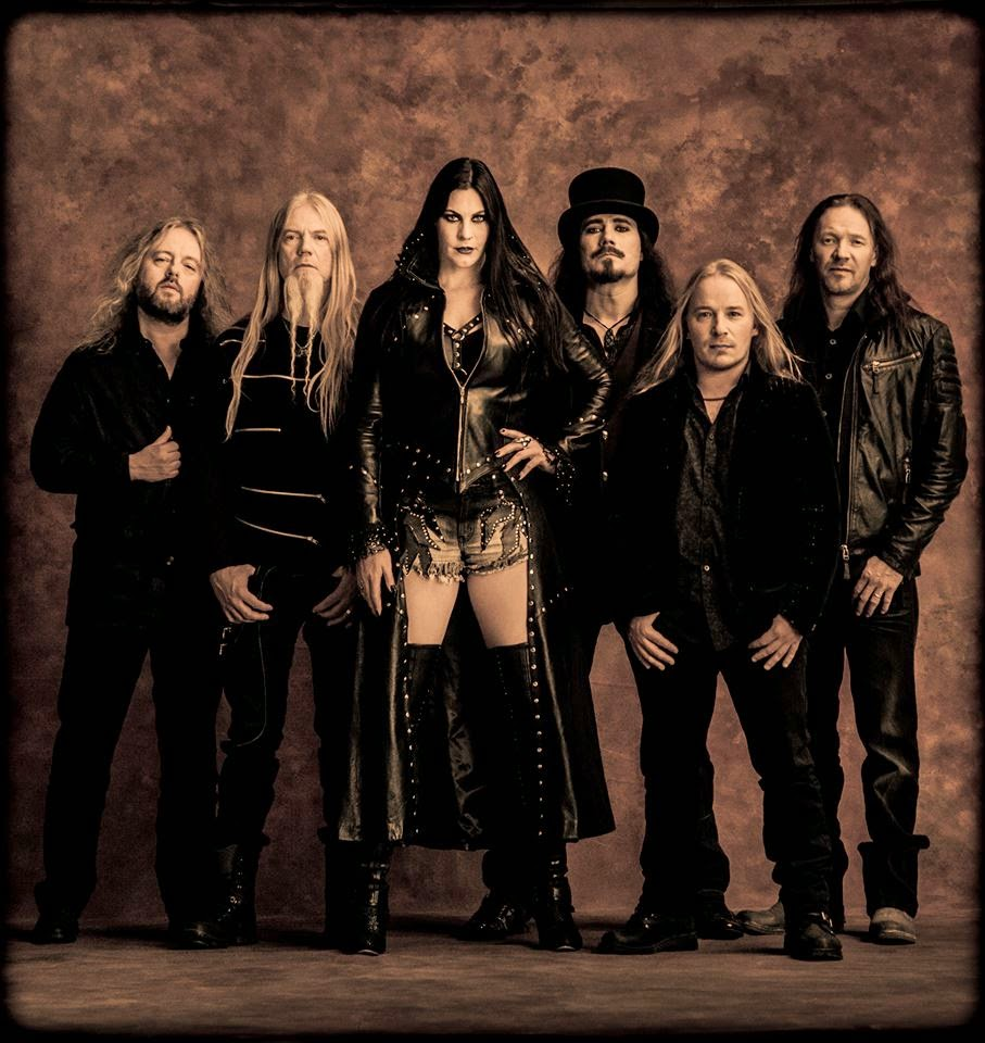 nightwish текст ноты: