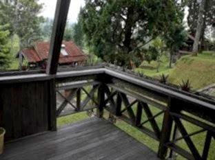 Balkon Argapuri Resort Ciwidey