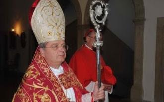 """25,febbraio 2012 Nuovo Arcivescovo di Cagliari """"S.E.R. Mons. Arrigo Miglio"""