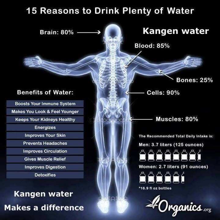 Enagic Kangen Water