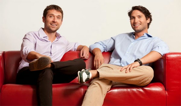 Ben Lerer and Adam Rich