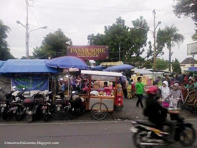 Pasar Sore Malioboro