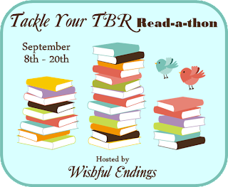 Sign up for the Tackle Your TBR Read-a-thon!!!