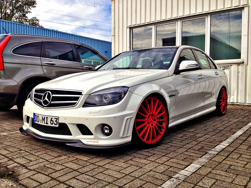 2008 mercedes benz w204 c63 amg benztuning. Black Bedroom Furniture Sets. Home Design Ideas