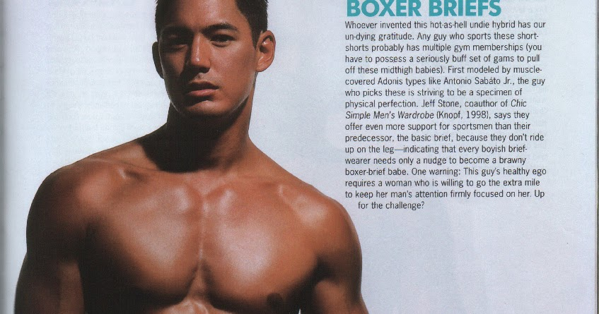 Man Central: Marc Nelson: Shirtless