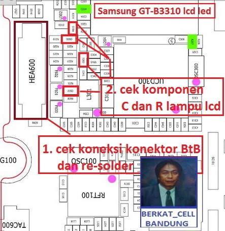 samsung gt-b3310 light problem | M O B I L E .