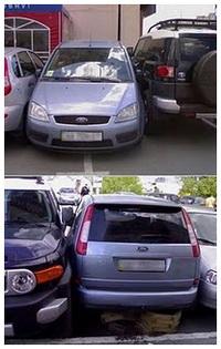 11 Cara Parking yang Tak Patut Anda Buat