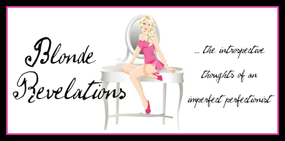 blonde revelations