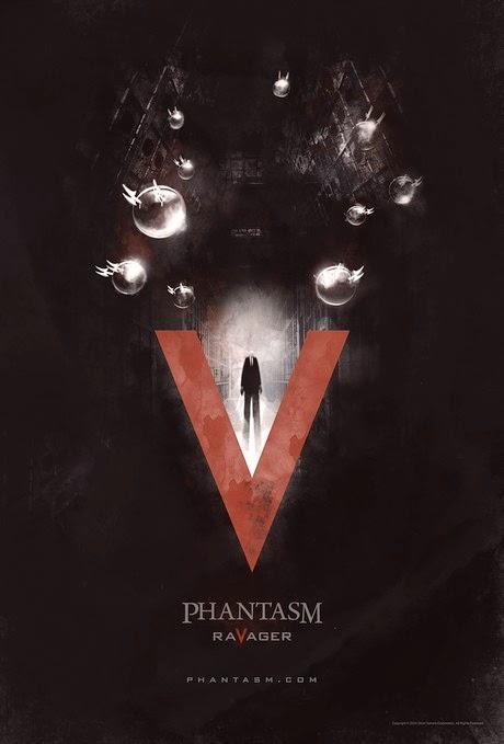 Phantasm V: Ravager poster