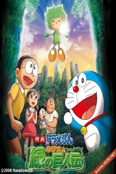Nobita Và Người Khổng Lồ Xanh - Lồng Tiếng HD