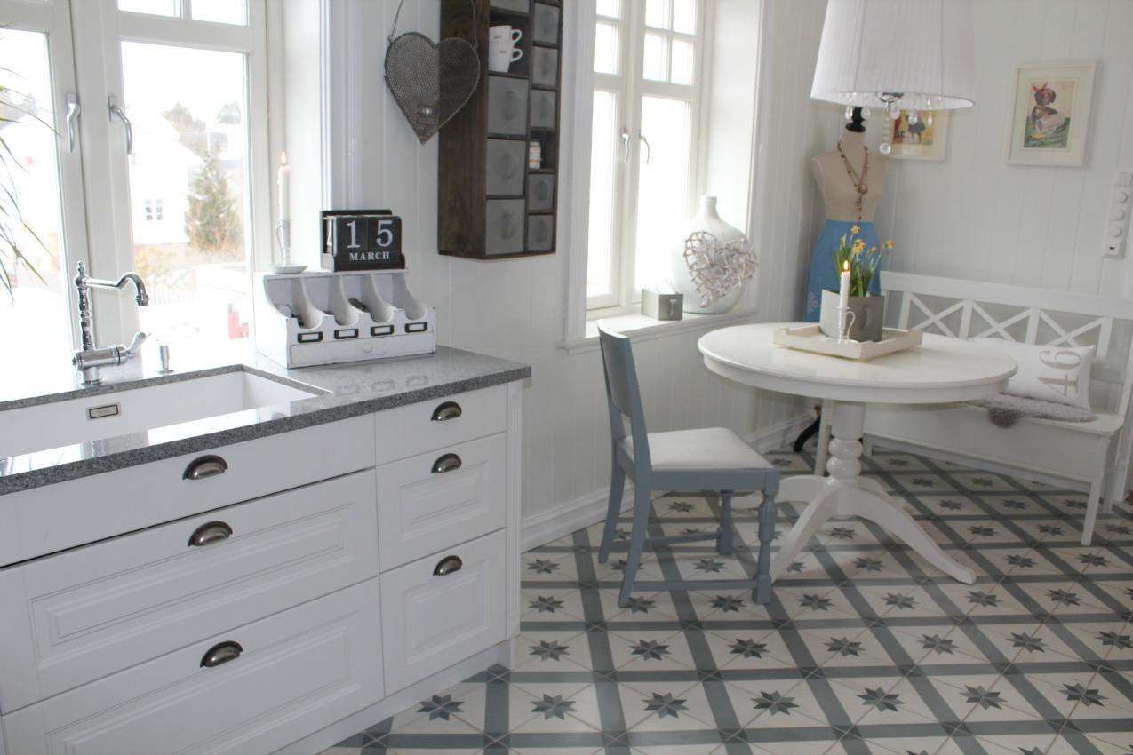 Kjøkken Med Fliser – AsTriC