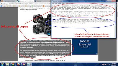 Cara Membuat Link Sumber Otomatis di Blog