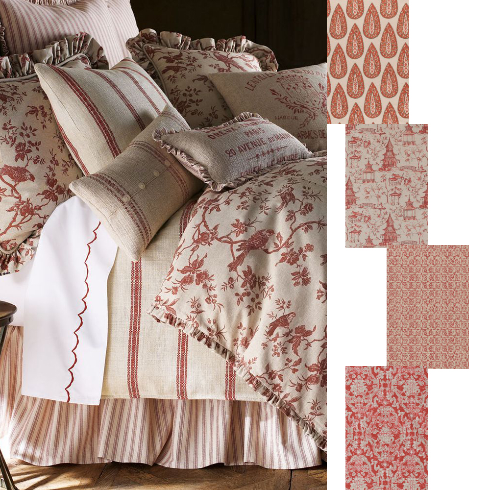 Spd Home Decor French Country Bedding