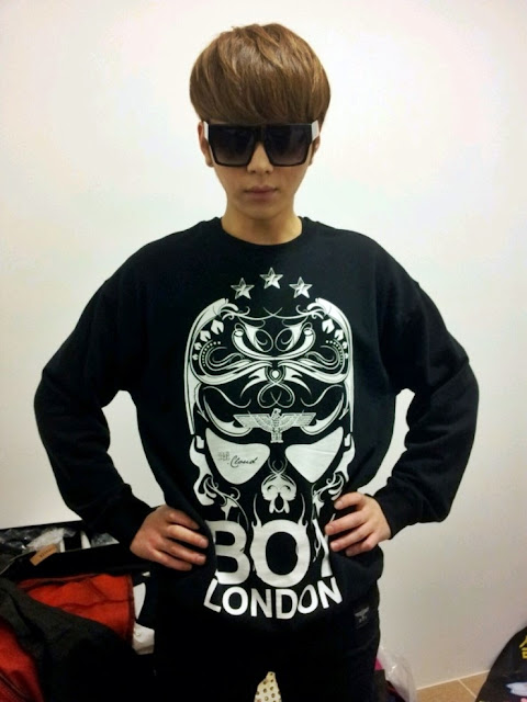 Korean Boy Style