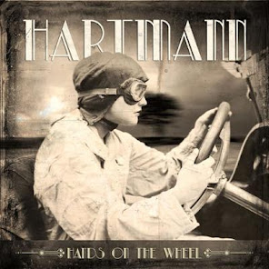 Hartmann Hands On The Wheel (Pride & Joy Music May 18, 2018)