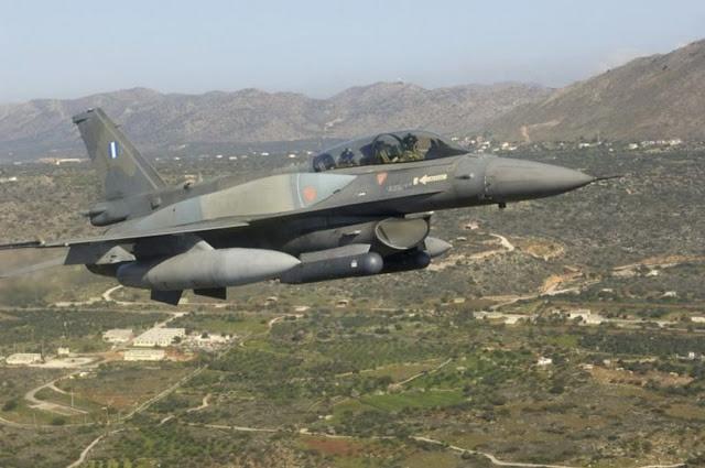 Χειριστής μαχητικού προσγειώνει F-16C με σβησμένο κινητήρα!