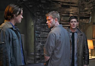 Sam Winchester Lucifer Dean Winchester Supernatural